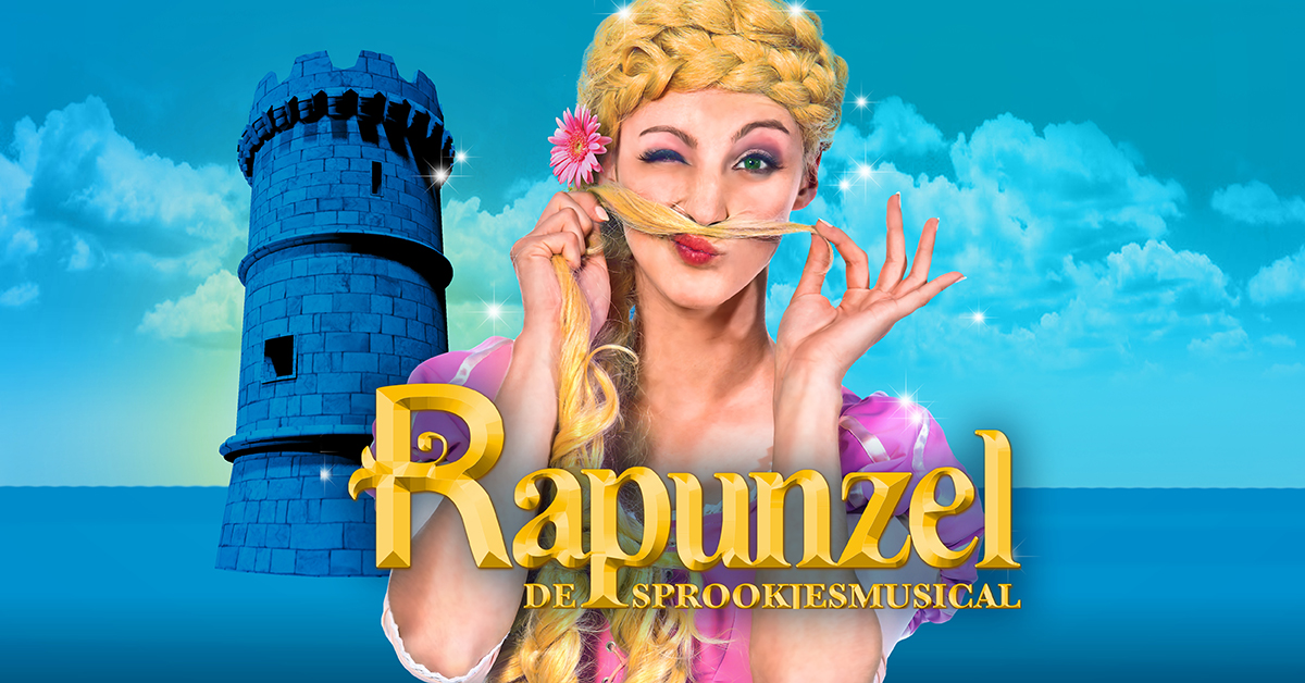 Win 4 tickets voor Rapunzel in Gent